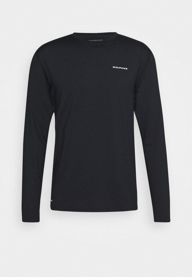 KULON PERFORMANCE - Funkční triko - black