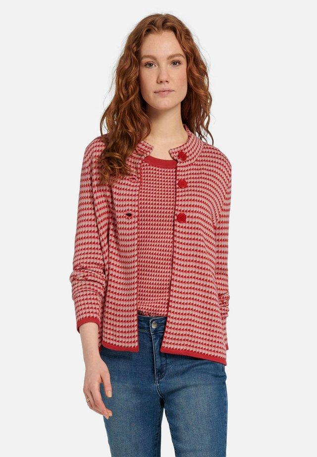 Vest - rot/multicolor