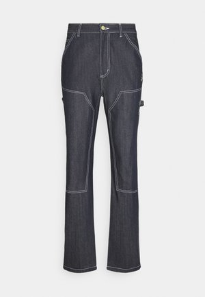 NITE MARAUDER PANTS UNISEX - Jeans Straight Leg - indigo blue