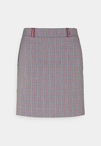 Golfino - CLUB CHECKED SKORT - Sports skirt - red flame - 0