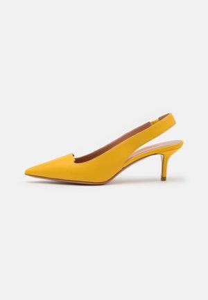 ALLEGRA  - Classic heels - positano giallo