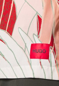 HUGO - EFAB - Vapaa-ajan kauluspaita - light/pastel brown - 5