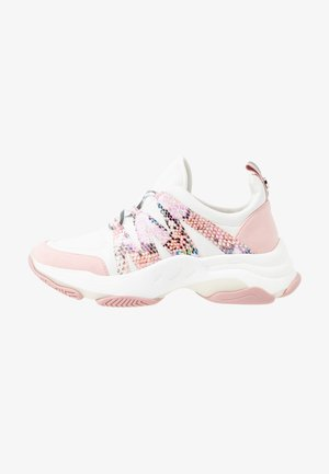 CREDIT - Trainers - pink/multicolor