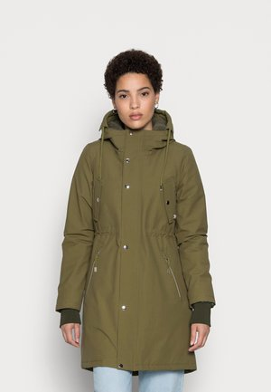 BEATE WINTER - Classic coat - olive