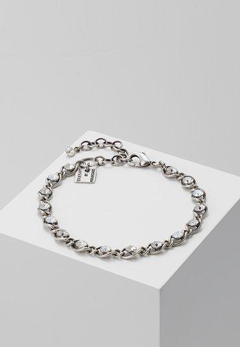 MAGIC FIREBALL - Bracelet - white antique/silver-coloured