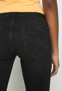ONLY - ONLCORAL - Jeans Skinny Fit - black - 5