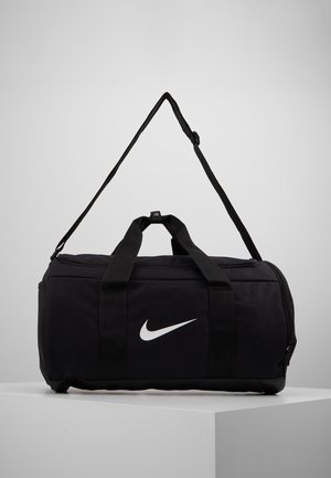 TEAM DUFFLE - Sports bag - black