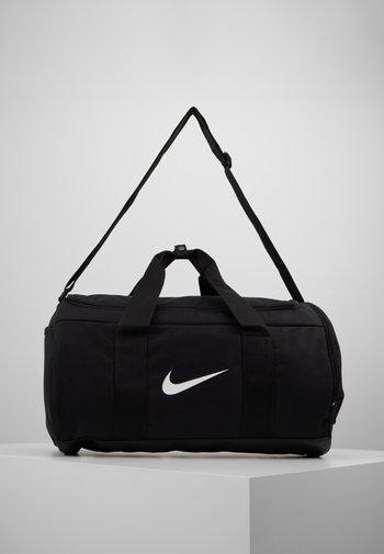 TEAM DUFFLE - Treningsbag - black