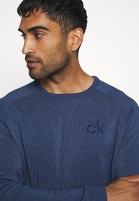 Calvin Klein Golf - COLUMBIA CREW NECK - Sweatshirt - denim marl - 4