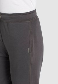 khujo - DEBORAH - Tracksuit bottoms - dark grey - 9