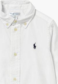 Polo Ralph Lauren - CUSTOM FIT - Košile - white - 3