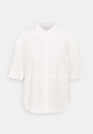 FRIEDI - Button-down blouse - white