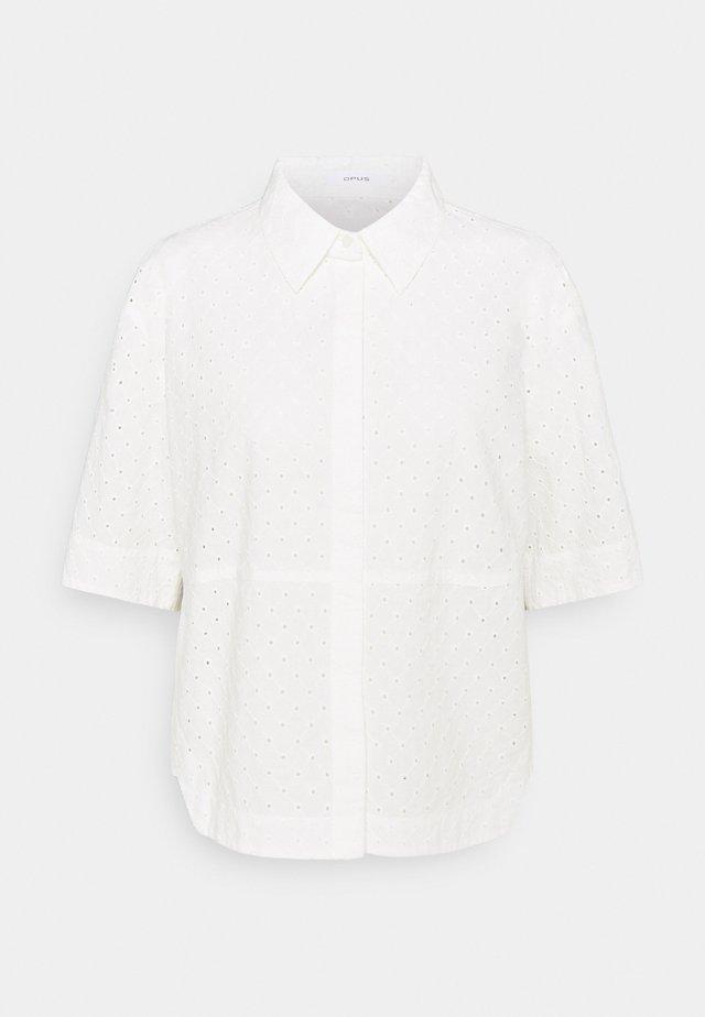 FRIEDI - Skjorte - white