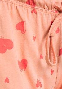 LASCANA - SHORTY LOVELY - Pyjama set - soft coral - 6