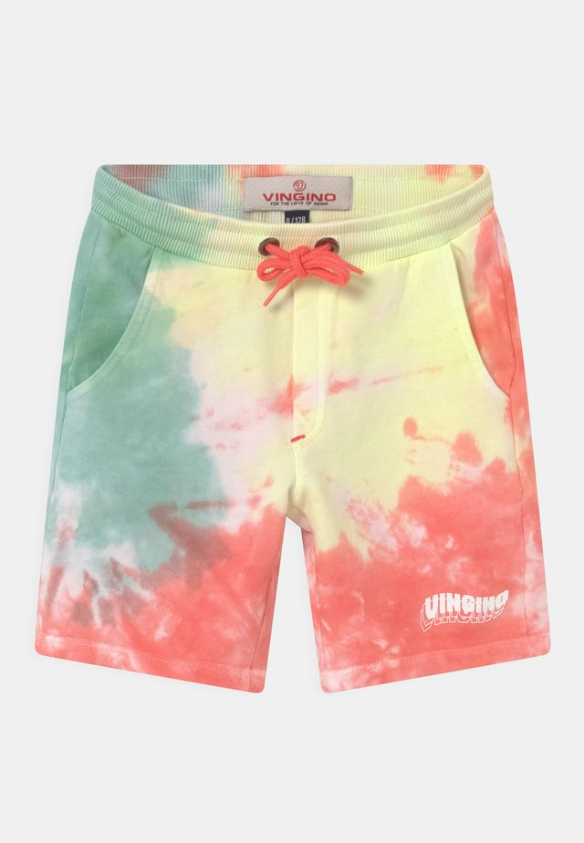 RAJARI - Shorts - beach red