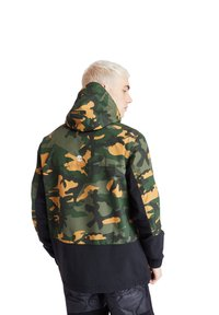 Timberland - CAMO ARCHIVE MOUNTAIN TRAIL - Leichte Jacke - duffel bag/wheat boot house camo-black - 2
