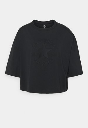 WOMENS PREMIUM TEE - Print T-shirt - black