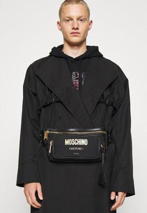 COUTURE UNISEX - Bum bag - black