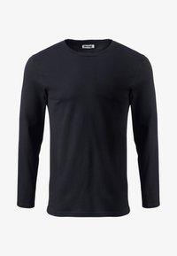Phyne - T-shirt à manches longues - black - 2