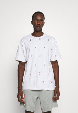 NBA TEAM 31 TEE - Print T-shirt - birch heather