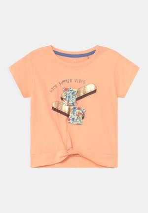 SMALL GIRLS - Print T-shirt - prairie sunset