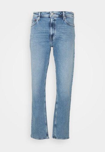 ETHAN RELAXED STRAIGHT - Straight leg jeans - denim light
