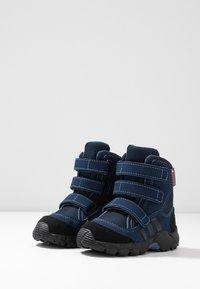 adidas Performance - CW HOLTANNA SNOW  - Zimní obuv - core black/collegiate navy/tech ink - 3
