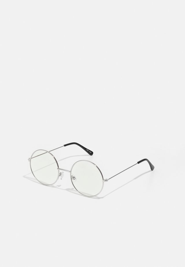 BLUE LIGHT GLASSES - Overige accessoires - silver-coloured