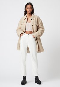 AllSaints - SOPHIE JACKET - Short coat - stone white - 1