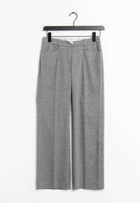 MADELEINE - Trousers - grey - 0