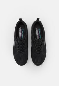 Skechers - LOLOW - Trainers - black/hot melt - 5