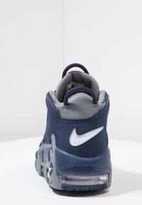 Nike Sportswear - AIR MORE UPTEMPO 96 - High-top trainers - cool grey/white/midnight navy - 5