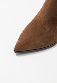 Kennel + Schmenger - AMBER - Boots à talons - castoro - 2