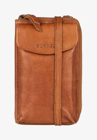 Burkely - Across body bag - cognac - 2