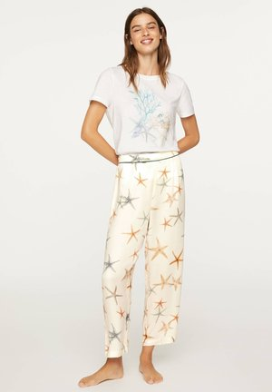 STARFISH - Pyjama bottoms - beige