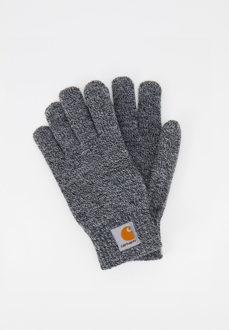 Carhartt WIP - SCOTT GLOVES - Gloves - black/wax