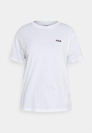 EFRAT TEE - T-shirt basic - bright white