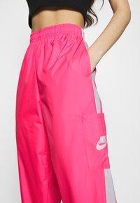 Nike Sportswear - PANT  - Pantalon de survêtement - hyper pink/white - 3