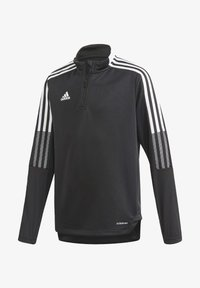adidas Performance - TIRO 21 TRAININGSOBERTEIL - Trainingsvest - black - 0