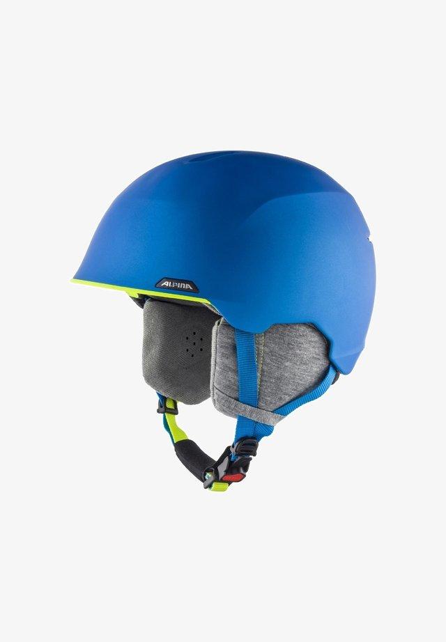 ALBONA - Helmet - blue-neon-yellow matt (a9218.x.81)