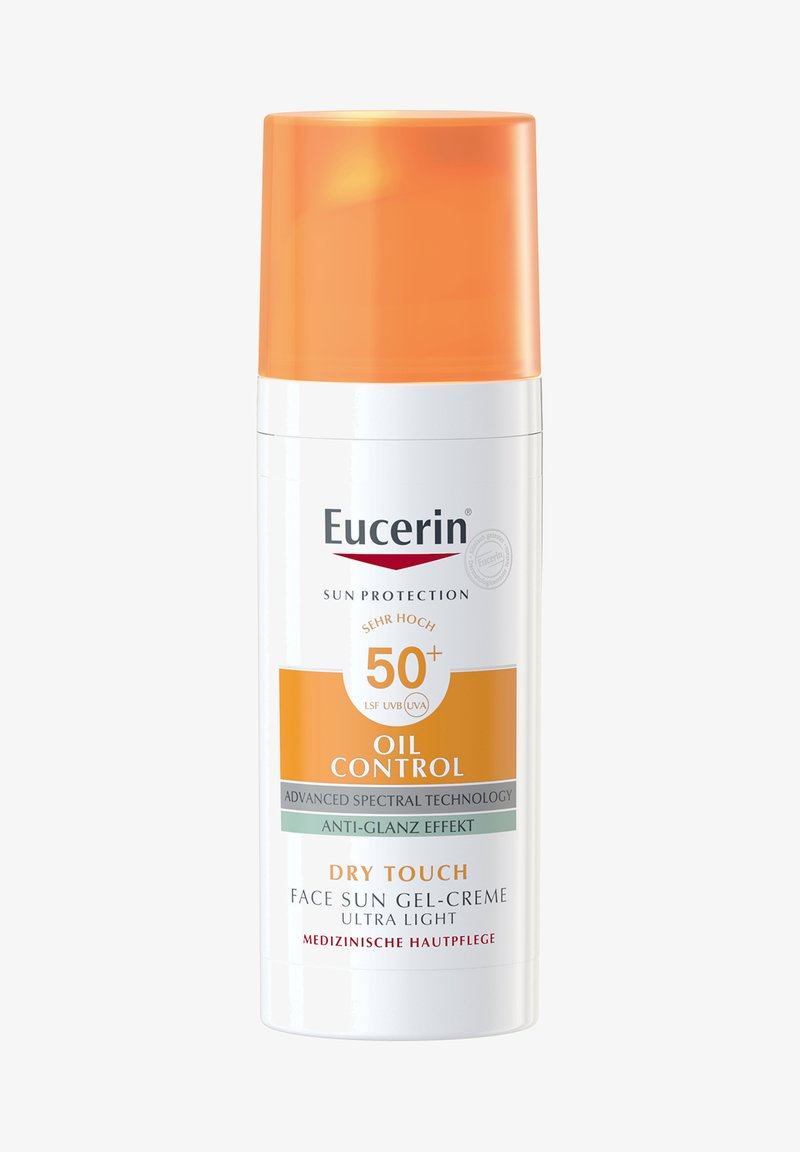 Eucerin - SONNENSCHUTZ SUN GEL-CREME OIL CONTROL LSF 50+, ANTI-GLANZ - Sun protection - -