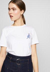 PS Paul Smith - T-shirt imprimé - white - 4