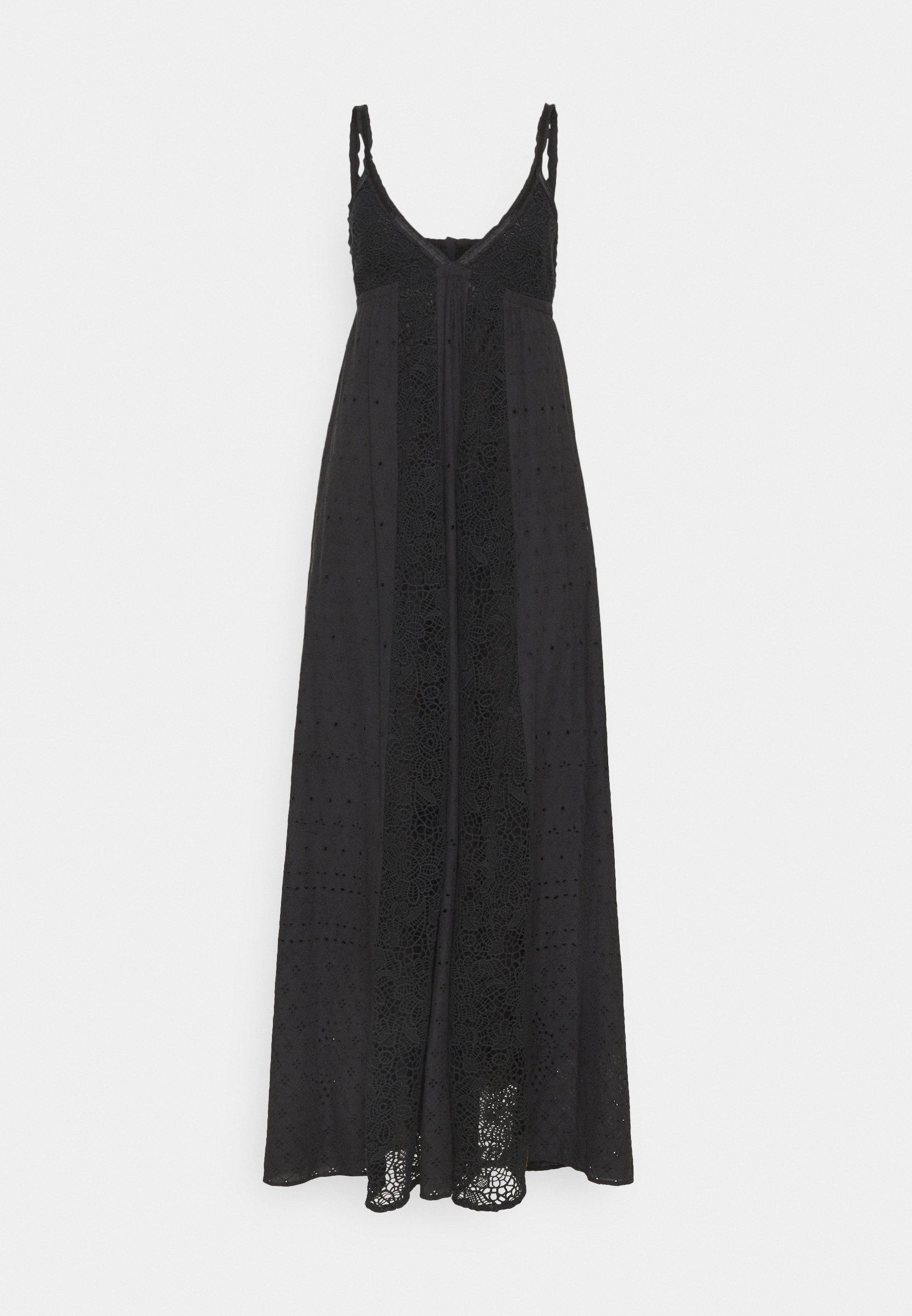 Women NATURALE ABITO SANGALLO - Maxi dress