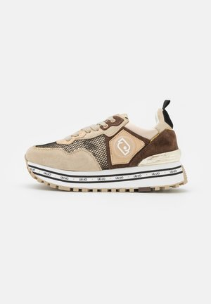 MAXI - Sneakers laag - sand