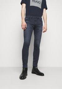 HUGO - Slim fit jeans - bright blue - 0
