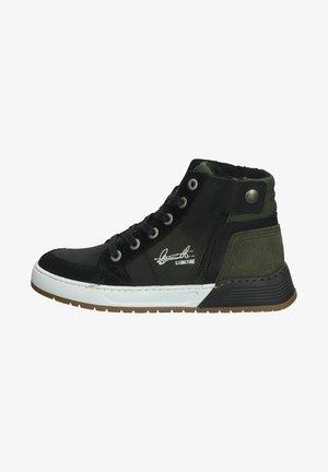 Sneakers hoog - green/multi blgn