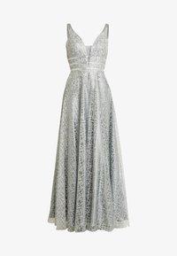 Luxuar Fashion - Společenské šaty - silber grau - 5