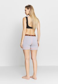 Moschino Underwear - SHORT PANTS - Pyjamasbukse - gray melange - 2