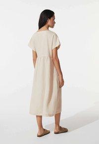 OYSHO - Day dress - beige - 1