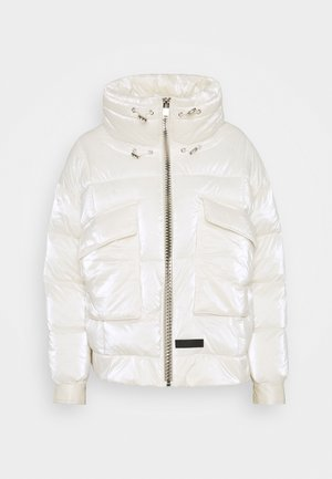 SHINY STYLISH  - Chaqueta de invierno - white